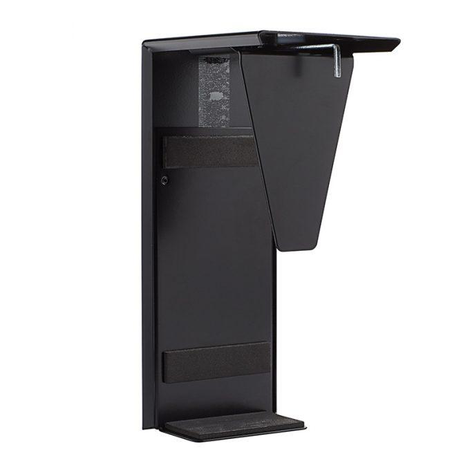 CPU Holder Black CS200 Office desk accessories Australia