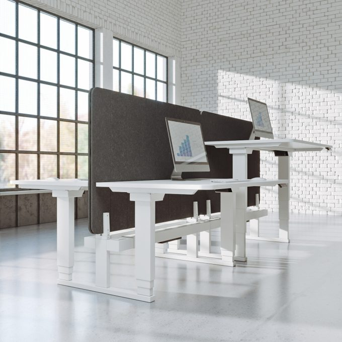 Height adjustable desk EON supplier Australia