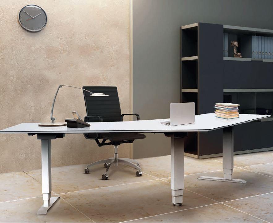 Adjustable Electric Desk Frame, height adjustable desk