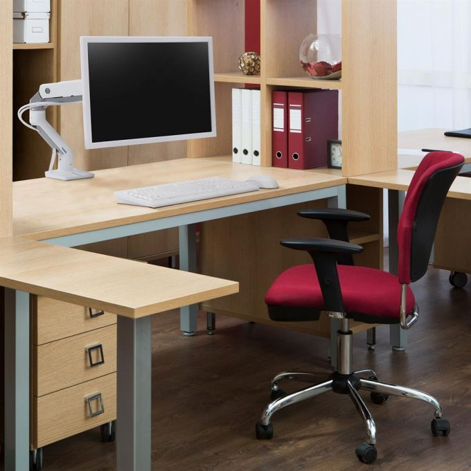 Ergonomic workstation HX Single Arm supplier Australia