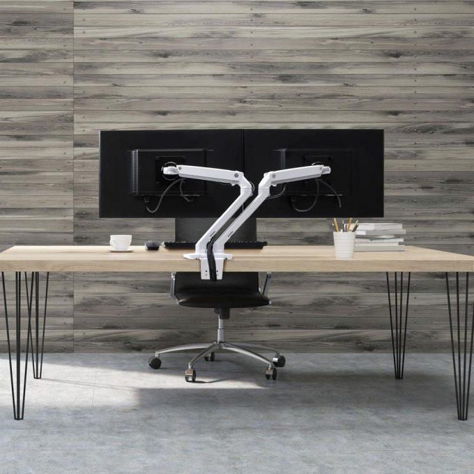 Monitor riser Ergotron MXV Dual Arm Australia