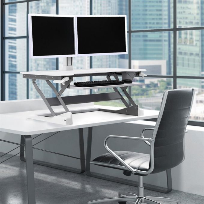 Standing desk Workstation Module ergonomic furniture Australia