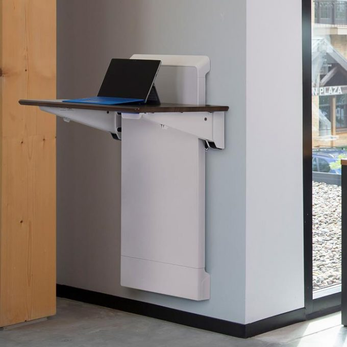 Ergotron Juv Workstation Office Space Australia