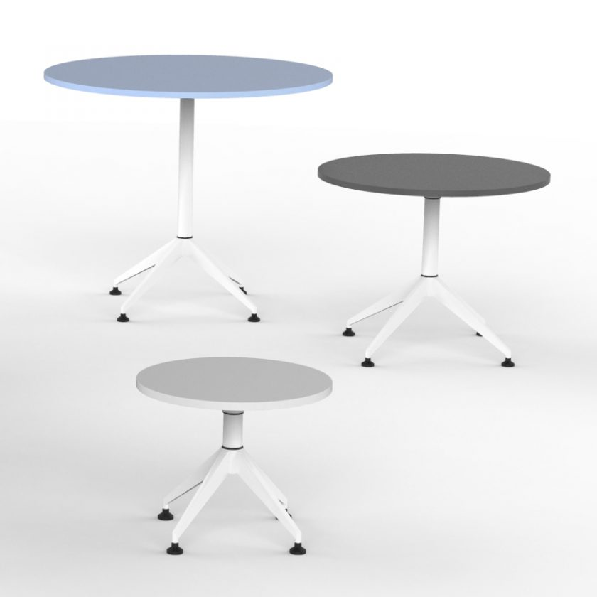Round Conference table Marco Breakout Table office desk supplier Australia