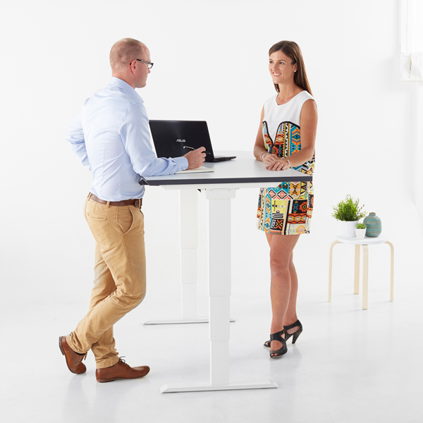 Primo Sit and Stand Module ergonomic furniture supplier Australia