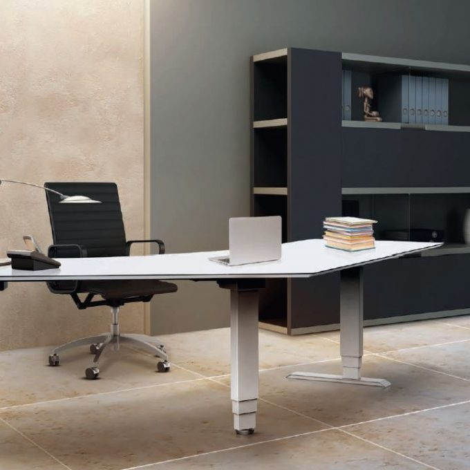 Adjustable desk Primo three Motor Supplier Australia