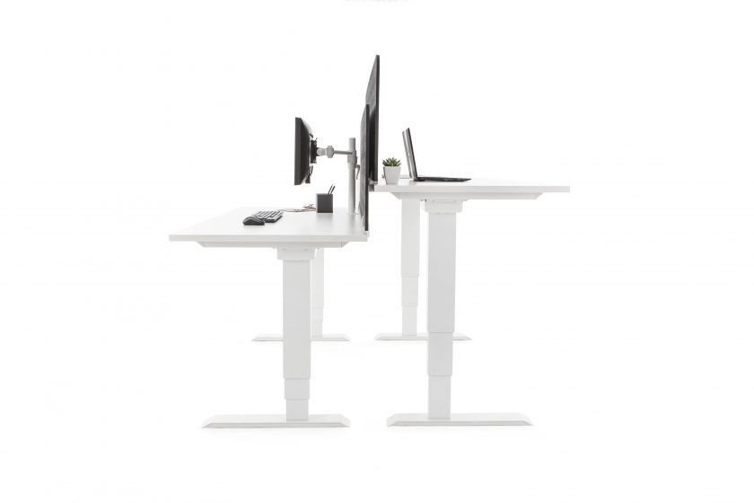 Ergonomic workstation Primo Two motor Electric supplier Australia