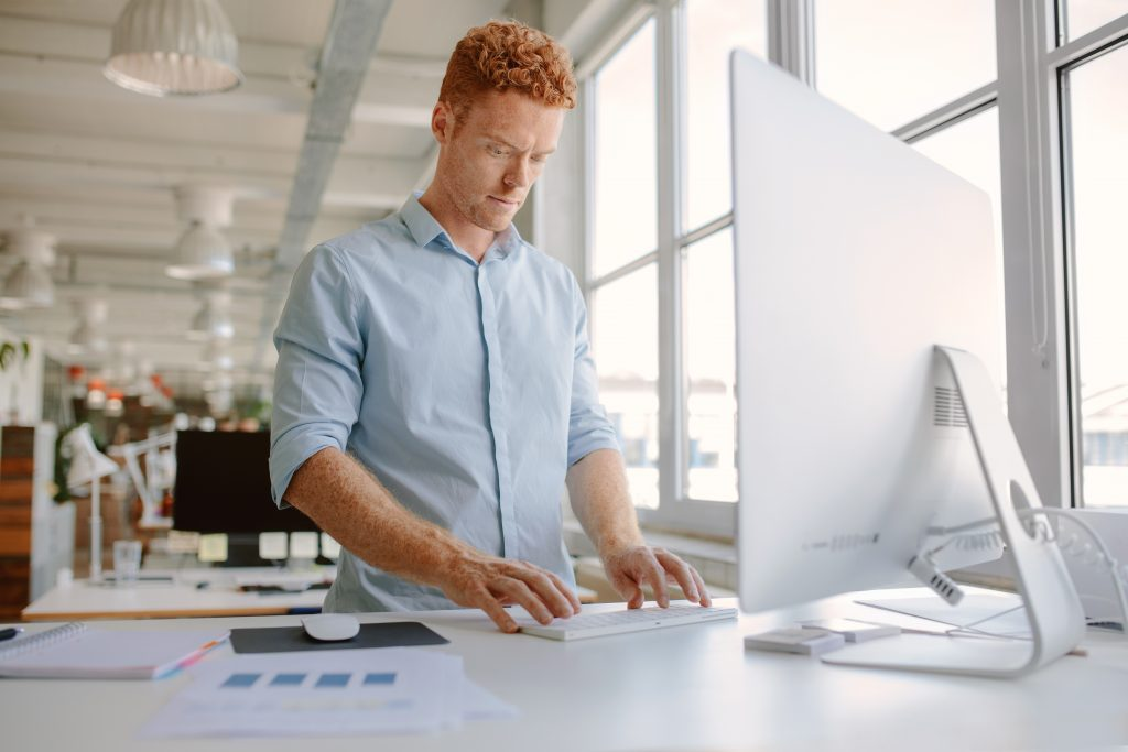 The Health Benefits Of Standing Versus Sitting