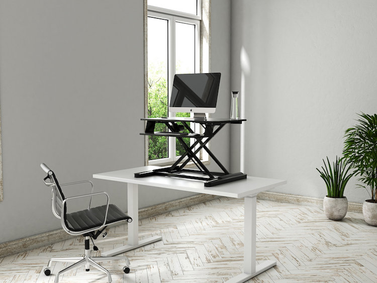 standing desk converter brisbane, sit stand desk brisbane
