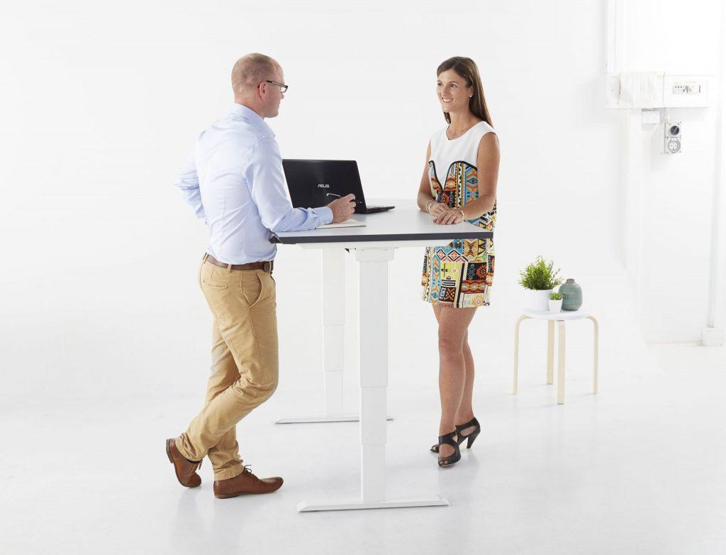 height adjustable desk melbourne, electric sit stand desk