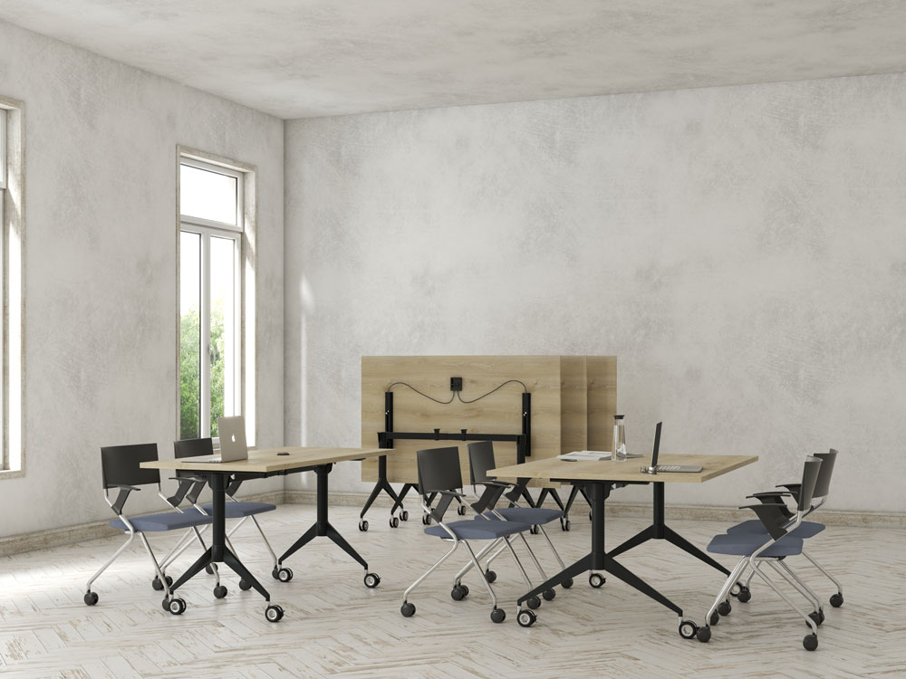 folding office table melbourne