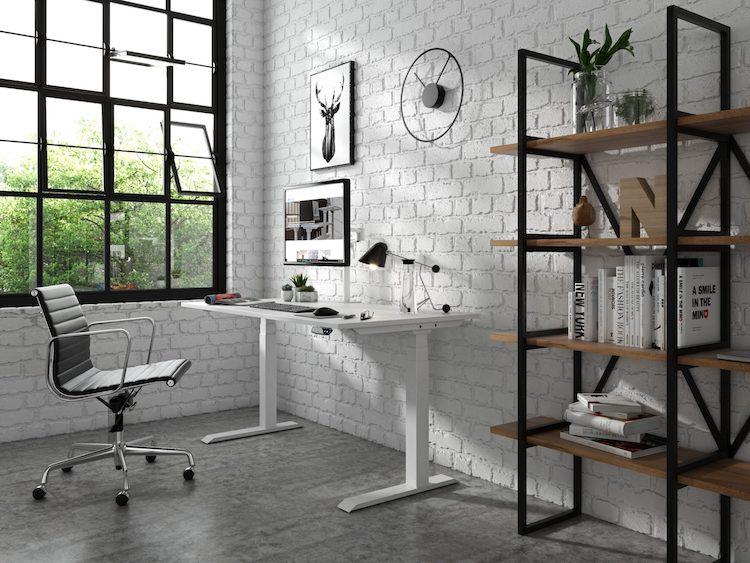 sit stand desk brisbane, adjustable standing desk, elevar